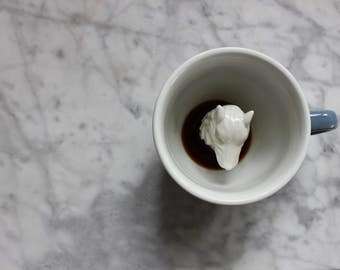 SALE!! Wolf Mug by Creature Cups