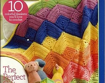 GoCrafty Crochet  Baby Blankets to Crochet Pattern Book  SoHo Publishing Co