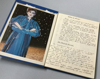 1980's art student notebook, History of design, Art postcards, Clippings, Art Nouveau, Chicago School, Morris, Gothic Revival