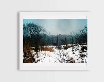 canvas photo prints, winter photos, fine art photos, secret garden photos, mystical photos, woodland photos, surrealism in photography