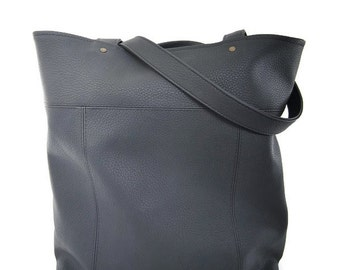 Large black shopper