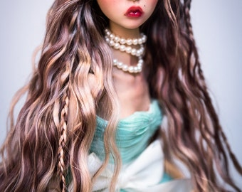 Forest Beauty  (BJD wig)