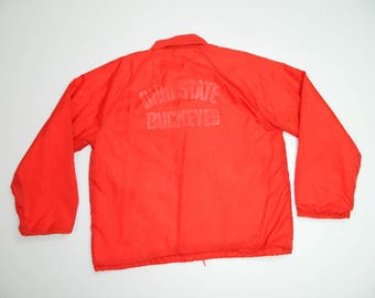 Vintage University of Ohio State Jacket