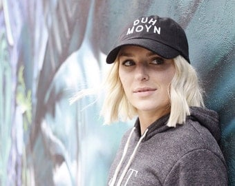 Duh Moyn (Des Moines) Dad Hat