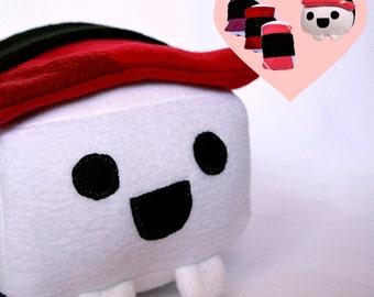 Nigiri/ Sushi plushie/ Stuffed Animal