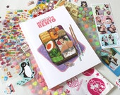 MEMENTO BENTO - Japan illustrated travelogue