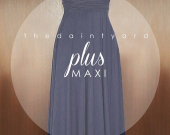 View Plus size Long by thedaintyard on Etsy
