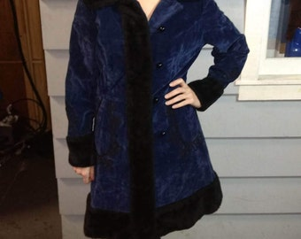 Vintage winter coat