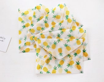 SALE 40% off Pineapple Envelopes - A2 - Glassine Envelopes Clear Envelopes