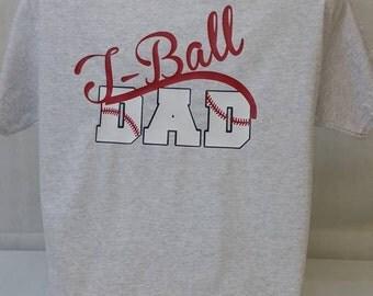 T-Ball Dad Shirt