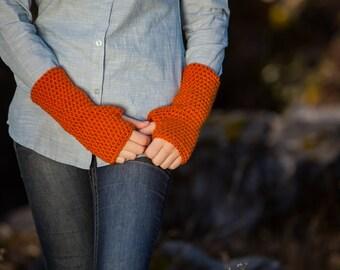 Women's Fingerless Gloves - Texting Gloves - Driving Gloves - Womens Crochet Gloves - Valentine Gifts For Her - Crochet Mittens