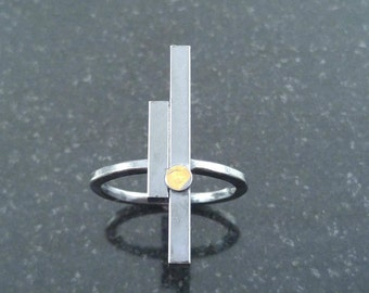 Keum Boo Minimalist Rod Ring