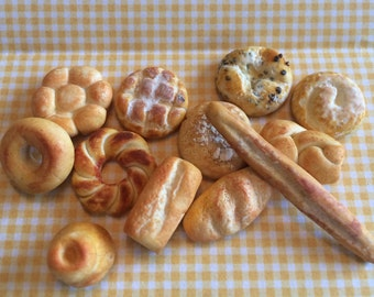 Dolls House Miniature  Bread