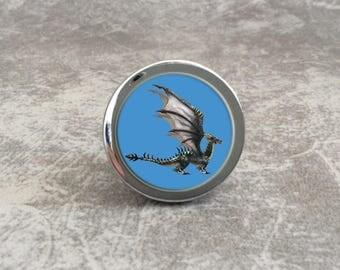 Dragon door knob | Etsy