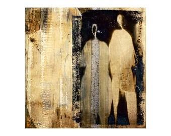 "Art Print ""The Emissaries"""
