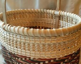 Ti It Handwoven Artisan Basket