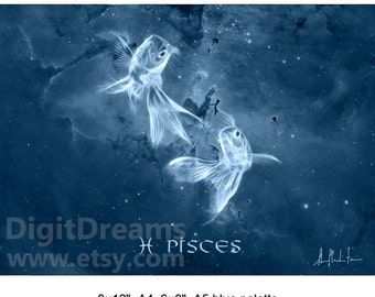 S036: Fish (Pisces) Zodiac