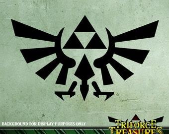 Triforce Zelda Sticker / Decal
