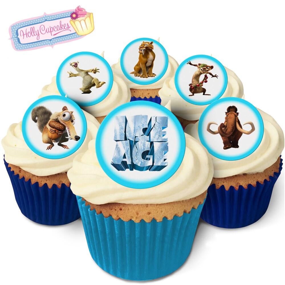 Ice Age Cake Decorations Uk