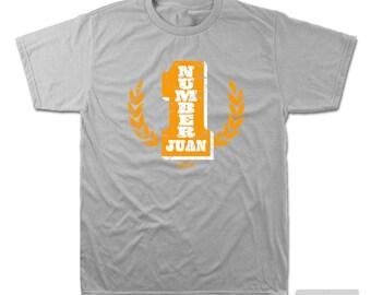Numer Juan Men's Tee