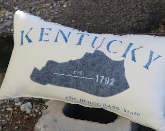 Hometown Kentucky Pillow