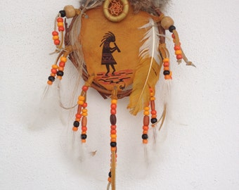 Mandella natural Native amerivan Indians Crafts - Kokopelli -  ref: M 140301
