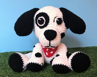 Zoro the Dalmatian (PDF pattern only, not the finished doll)