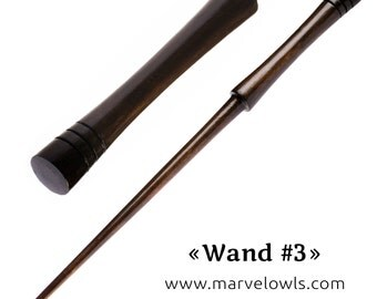Wand #3 - Marvelowls Wizard Wands Shop