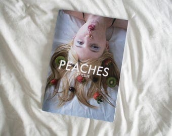 PEACHES Magazine 1º ISSUE