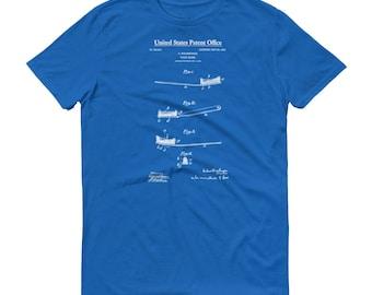 Toothbrush Patent T-Shirt - Patent t-shirt, Old Patent T-shirt, Dentist Gift, Dental Assistant Gift, Dental Hygienist Gift, Toothbrush Shirt