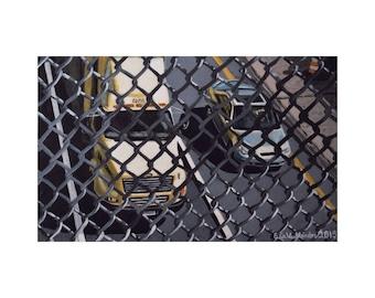 Original Painting • Overpass