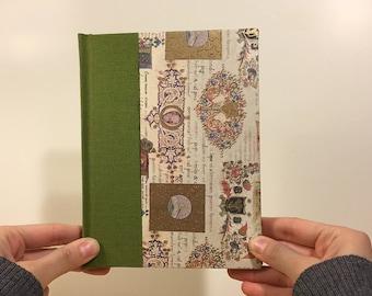 Handmade notebook [Hardcover] Journal, Diary, Sketchbook
