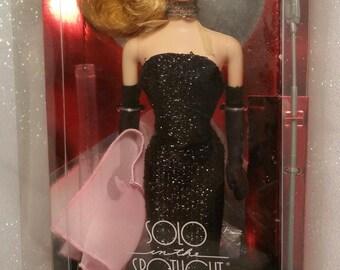 Barbie-Solo in the Spotlight