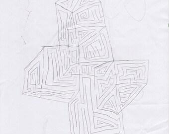 Evan The Maze Kid no. 1