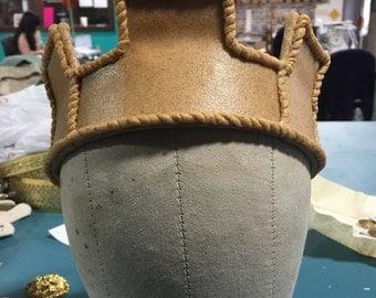 Handmade Worbla/Thermoplastic based Crowns