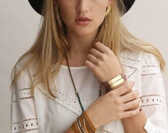 Leather Wrap Bracelets for Women, Wrap Leather Bracelet, Womens Wrap Bracelet, Brown Leather Bracelet, Boho Leather Wrap Bracelet..
