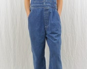 Vintage GAP Overalls, Size Medium, Grunge, 90's Clothing, My So Called Life, Hipster, Denim Overalls, Tumblr Clothing