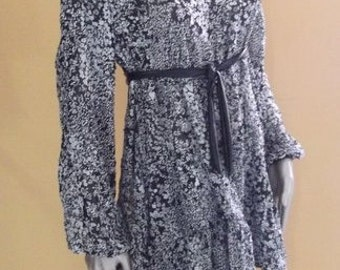 maxi blouse, tunic, blouse long, long sleeved  mini dress