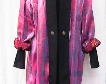 Unique Japanese Kimono Jacket large