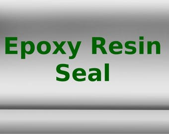 Epoxy Resin, System Three, two part epoxy.