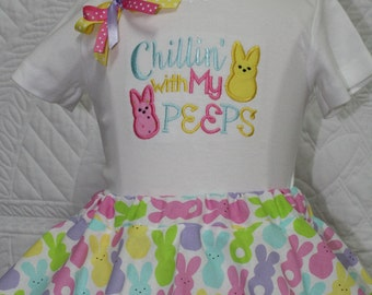 Girl Easter shirt, Girls Easter shirt,Girl Easter outfit,Easter skirt,Easter dress baby girl,Easter Bunny Headband,Baby girl Easter bodysuit