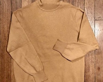 Pure Virgin wool and Turtleneck Sweater