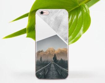 Geometric Phone Case iPhone 6s Case Autumn 6s iPhone Case Clear Nature Case iPhone 6s Plus iPhone 6s Plus Case to Galaxy S7 Edge Cover 118