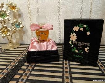 Pavlova Payot 7.5ml. Perfume Vintage