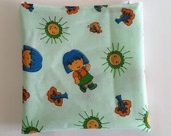 Small Wet Bag | Cloth Pad Bag | Mama Cloth Bag |