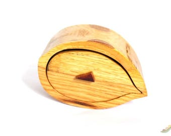 Wood Turned Drawer