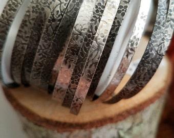 Italian Artisan Inspired 925 Silver Bangles