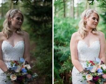 Extra Exposure Adobe Lightroom Preset for Wedding & Portrait Photography