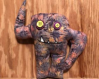 Harold the Retro Monster Plush