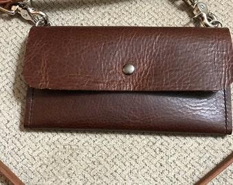 Cross Body Wallet/Clutch